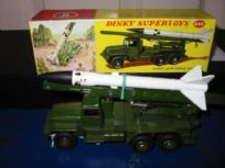 Dinky Supertoys no.665 Missile Launcher